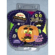 Silly Pumpkin Head Clay Kit