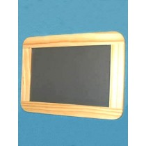 "Slate Chalkboard - 4"" x 6"