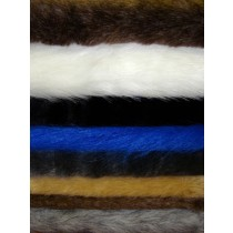 Small Fur Fabric Bundle - 2 Yds 8-14""