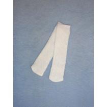 "Stocking - Lattice - 11-15"" White(0)"