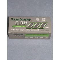 Super Sculpey Firm (Gray)