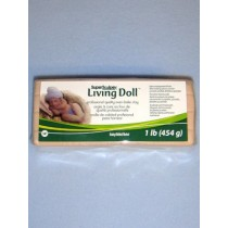 Super Sculpey Living Doll Clay - 1 lb Baby
