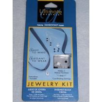 Swarovski Ribbon Jewelry Kit - Black