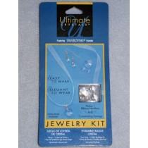 Swarovski Ribbon Jewelry Kit - Ivory