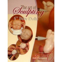 "The Art of Sculpting 6"" Baby Dolls DVD"
