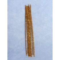"Tinsel Stems - Gold -6mmx12"" Pkg_12"