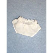 Tiny Doll Panties - White