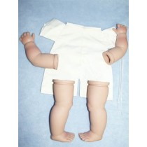 "Toddler Body Pack - Painted - 22"" Doll"