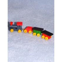 "Train - 4"" Mini Wood"
