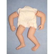 "|Corey Body Pack - Translucent - 22"" Doll"