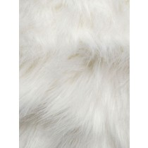 White Arctic Fox - 1 Yd