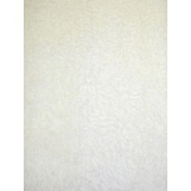 White Distressed Fur Fab 1 Yd