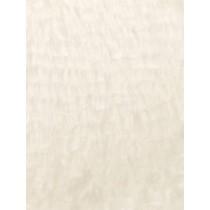 White Wavy Mongolian Fur - 1 Yd