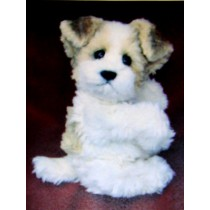 "Who Me? 10"" Jointed Puppy"