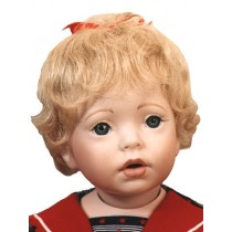 "Wig - Baby Shay - 14-15"" Pale Blond"