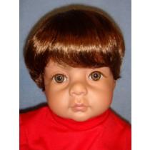 "Wig - Bebe_Baby Boy - 14-15"" Auburn"
