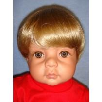 """Wig - Bebe_Baby Boy - 17-18"""" Blond"""