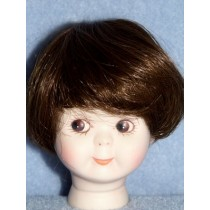 "Wig - Bebe_Baby Boy - 4-5"" Brown"