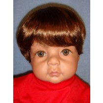 "Wig - Bebe_Baby Boy - 8""-9"" Auburn"