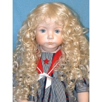 "Wig - Bridgette - 14-15"" Pale Blond"