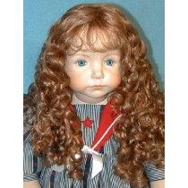 "Wig - Bridgette - 14-15"" Strawberry"
