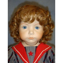 "Wig - Brittany - 14-15"" Lt. Strawberry Blond"