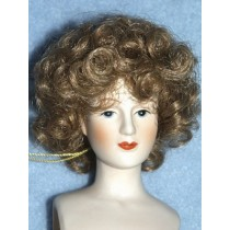 "Wig - Brittany - 4-5"" Light Strawberry Blond"