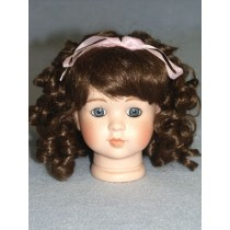 "Wig - Charmaine - 8-9"" Brown"