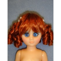 "Wig - Daisy - 6-7"" Carrot Red"
