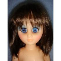 """lWig - Heidi - 6-7"""" Brown Black"""