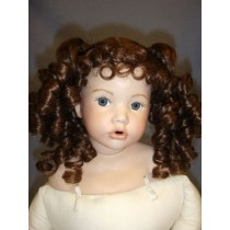 "Wig - Karin_Patty - 8-9"" Brown"