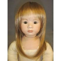 """Wig - Kaye - 11-12"""" Blond_Pale Blond"""