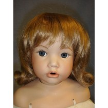 "Wig - Libby - 8-9"" Blond"