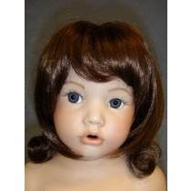 "Wig - Libby - 8-9"" Light Brown"