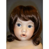 "Wig - Libby - 8-9"" Brown"