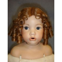 "Wig - Lindsey - 10-11"" Strawberry Blond"