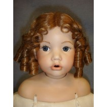 "Wig - Lindsey - 12-13"" Strawberry Blond"