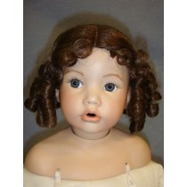 "Wig - Lindsey - 8-9"" Brown"