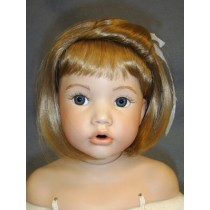 "Wig - Meagan - 12-13"" Blond"