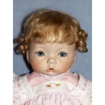 "Wig - Mikayla - 12-13"" Blond"