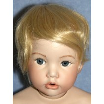 "Wig - Newborn - 11-12"" Pale Blond"