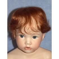 "Wig - Newborn - 13-15"" Auburn"