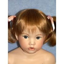 "Wig - Pia_Mei - 14-15"" Strawberry Blond"