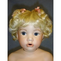 "Wig - Sammy - 7-8"" Pale Blond"