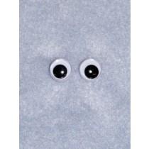 Wiggle Eye - 10mm Round Pkg_10