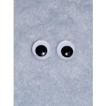 Wiggle Eye - 12mm Round Pkg_10