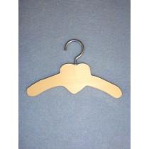 "Wood - 4 1_2"" Hanger w_Heart"