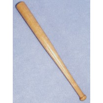 Wood - Baseball Bat - 7""
