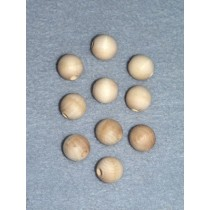 Wood - Bead - 10mm Pkg_10