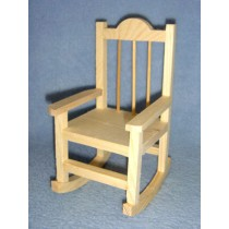Wood - Rocking Chair